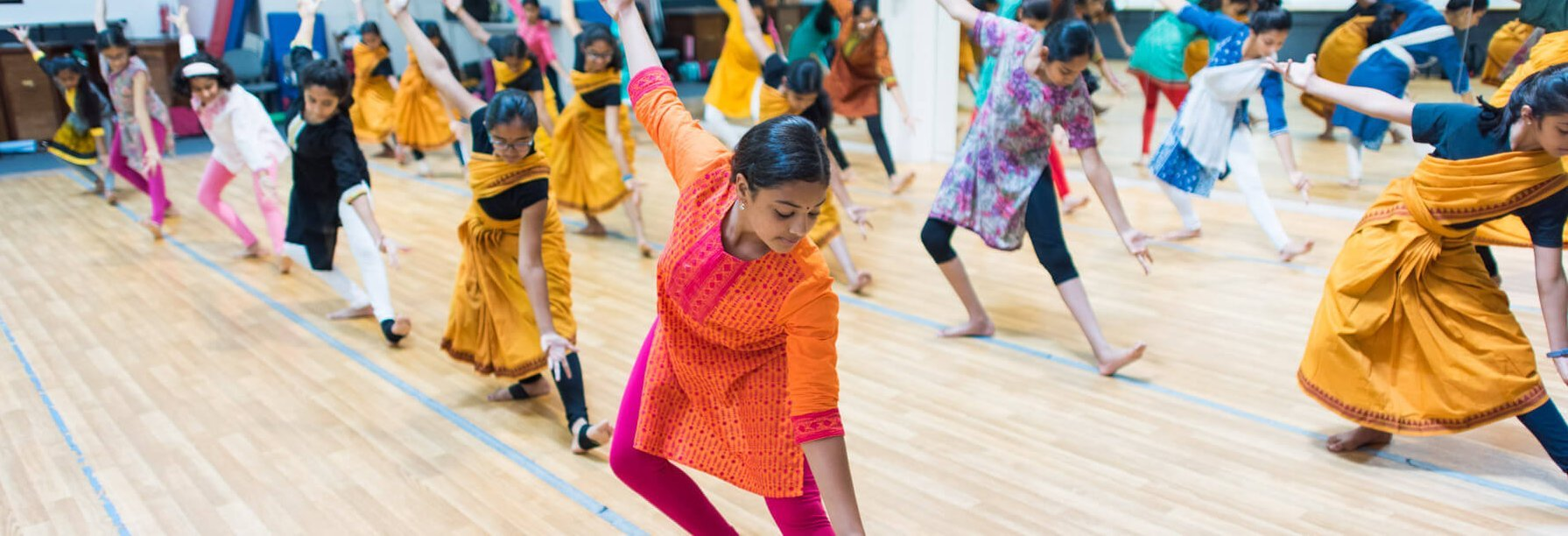 Summer camp, Online summer dance camp, online indian dance